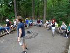 -- Foto's gemaakt tijdens het zomerkamp van de welpen in july 2017